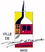 Logo de la mairie de saint Etienne les Remiremont