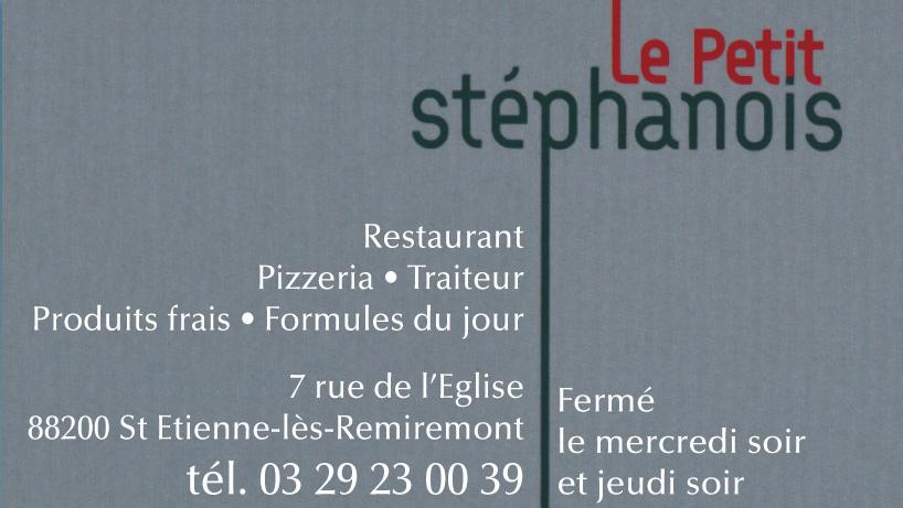 Logo du restaurant le petit stéphanois