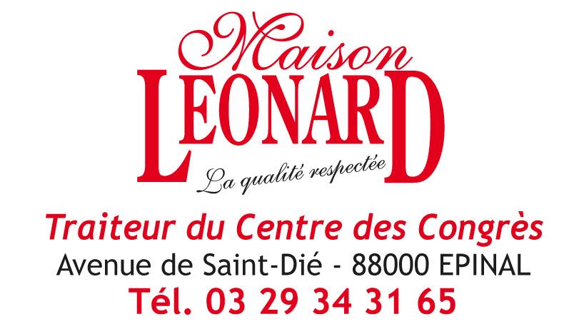 Logo maison leonard