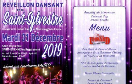St Sylvestre 2019