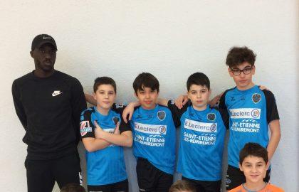 U13 équipe 2 FUTSAL