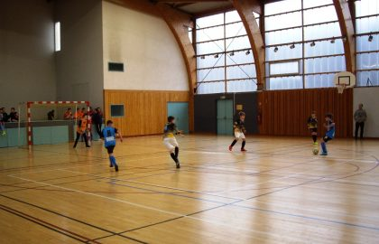 2e journée Futsal U13 le 20-01-2020