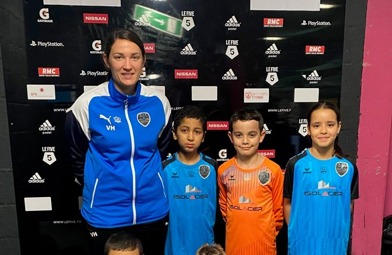 U10 Futsal FIVE Tournoi ASNL le 15-01-2020