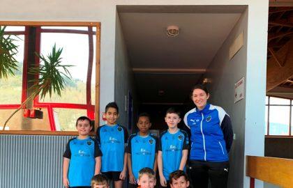 U11 équipe 3 Futsal Cornimont 07-02-2020