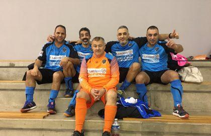 Vétérans Finale Futsal Eloyes 01-02-2020